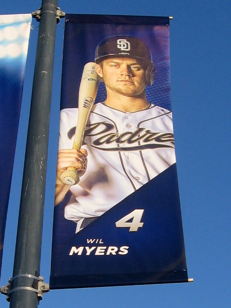 4 Wil Myers RF