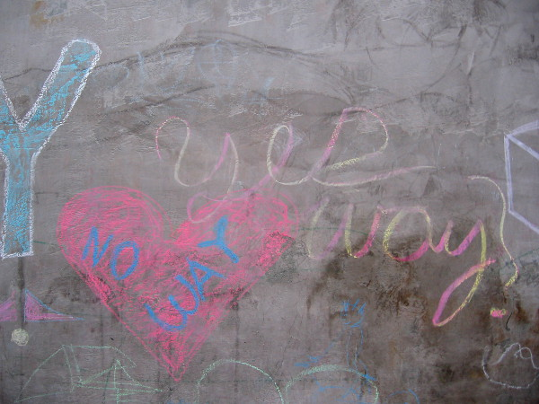 An uncertain heart. No way. Yes way.