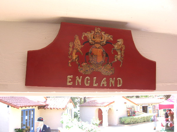 England is a member of the House of Pacific Relations International Cottages.