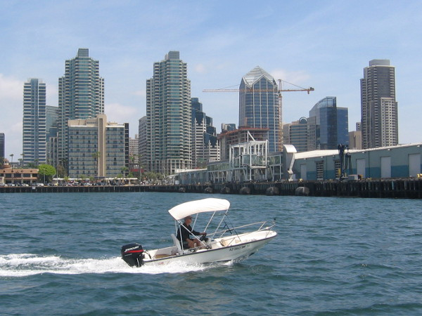 I enjoyed a unique harbor tour on a Maritime Museum boat, which I'll blog about shortly!