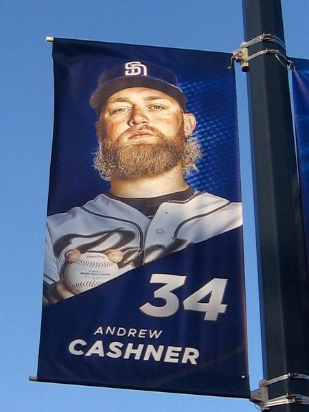 34 Andrew Cashner SP