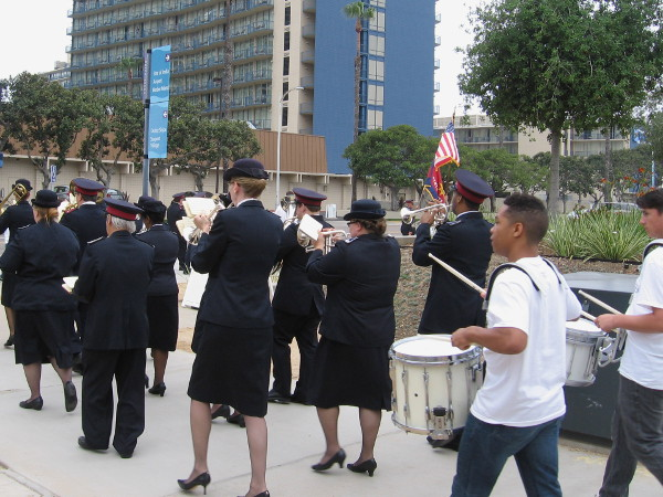150 years of community service is being celebrated by The Salvation Army.