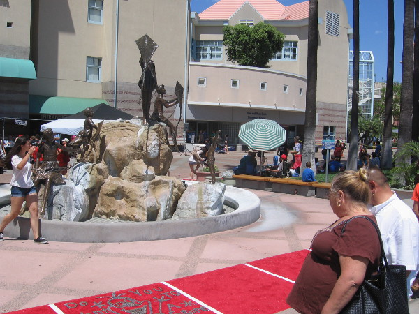 Division 100 Miracle Mile of Quarters Kiwanis Club San Diego created this annual event to raise money for Rady Children's Hospital.