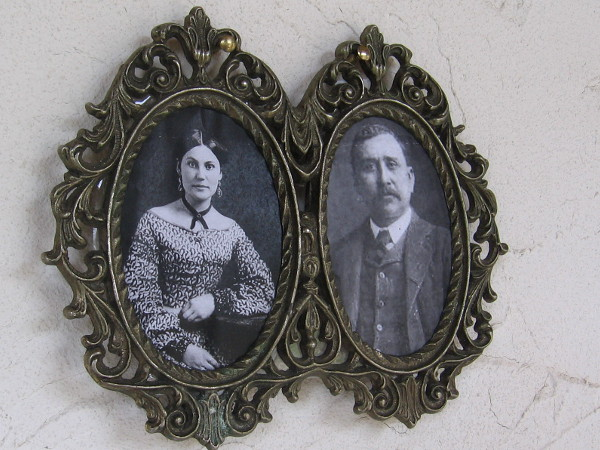Old photographs in an artifact that helps modern San Diegan's remember their rugged, fascinating past.
