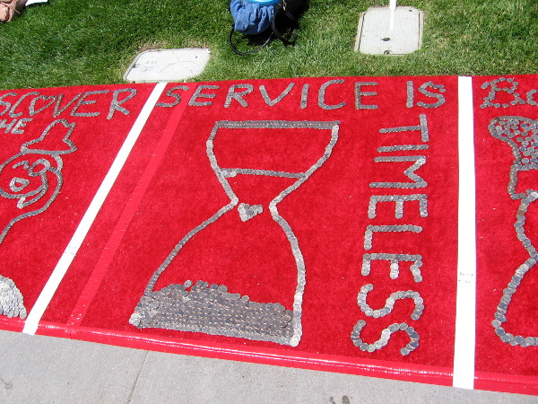 Service is Timeless.