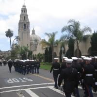 100th Anniversary of Armistice Day in Balboa Park.