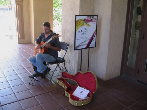 The public, street musicians and special Make Music Day event performers all contributed to a giant concert throughout Balboa Park.