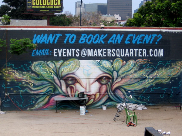 Want to book an event? Here's the info!