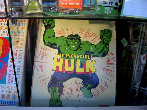 The Hulk is busting loose! He's coming to San Diego!