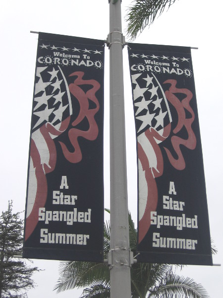 Welcome to Coronado . . . A Star Spangled Summer!