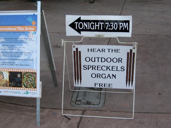 Tonight at 7:30, composer and concert organist Aaron David Miller performed at the Centennial International Summer Organ Festival.