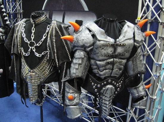 In addition to full-size Batman and Superman costumes for sale, these cool creations can be yours to wear as you please.