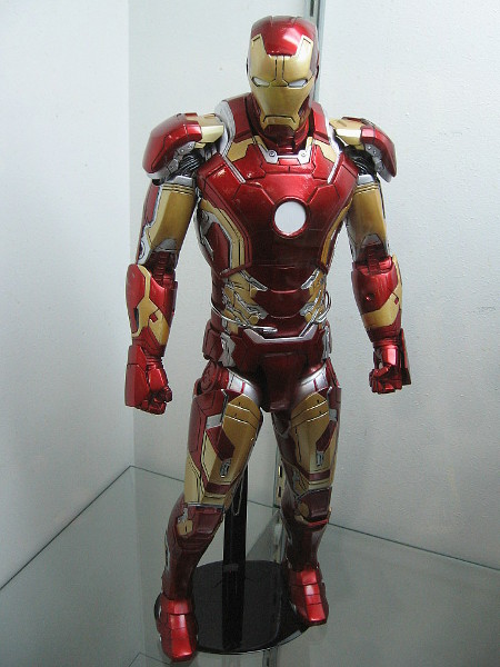 Yeah, Iron Man is always pretty popular.