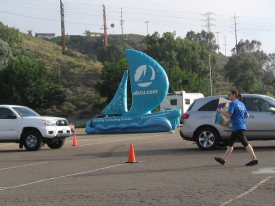 SDCCU already holds the world record for most paper collected in a single location in a 24 hour period.