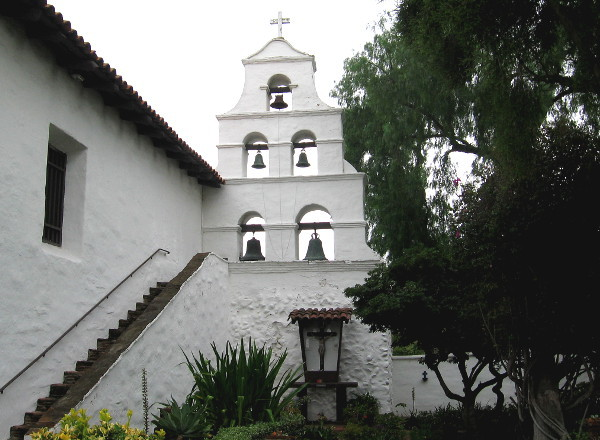 Of the five church bells, one original bell dates back to 1802.