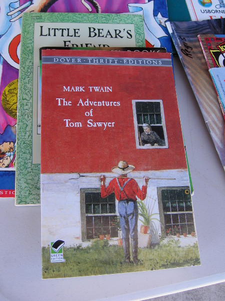 The Adventures of Tom Sawyer is a work of classic literature sure to interest new readers.