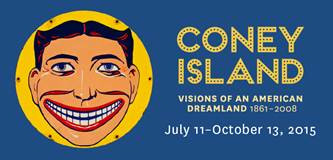 Coney Island, Visions of an American Dreamland, 1861–2008, at the San Diego Museum of Art.