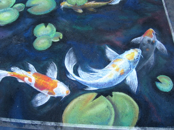Canyon Crest Academy. The most popular inspiration for this year's Balboa Park centennial theme is the reflecting pool with its beautiful koi and lilies.