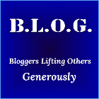 Bloggers Lifting Others Generously - 140 x 140