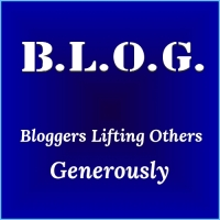 Please join Bloggers Lifting Others Generously!