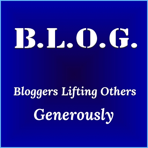 Bloggers Lifting Others Generously - 500 x 500
