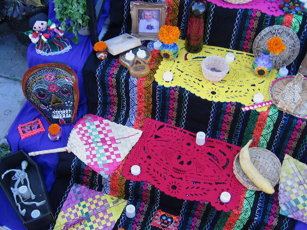 In Mexico, Dia de los Muertos is a joyous celebration of the dead. It is an important day in culturally rich San Diego.