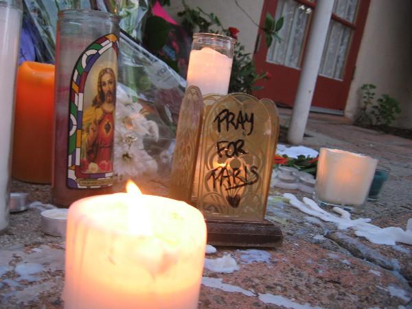 Pray for Paris.