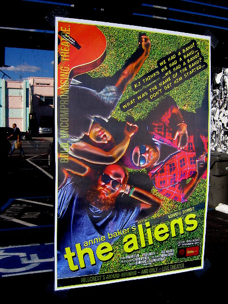 The Aliens, a powerful award-winning play by Annie Baker, is now playing at the Ion Theatre in San Diego.