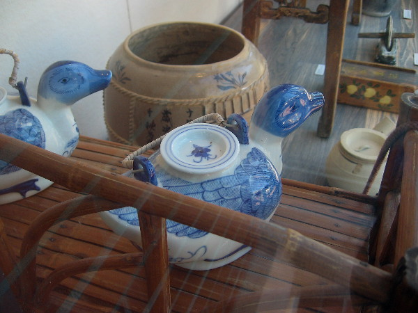 A walk through San Diego's Asian Pacific Thematic Historic District provides many cool sights.
