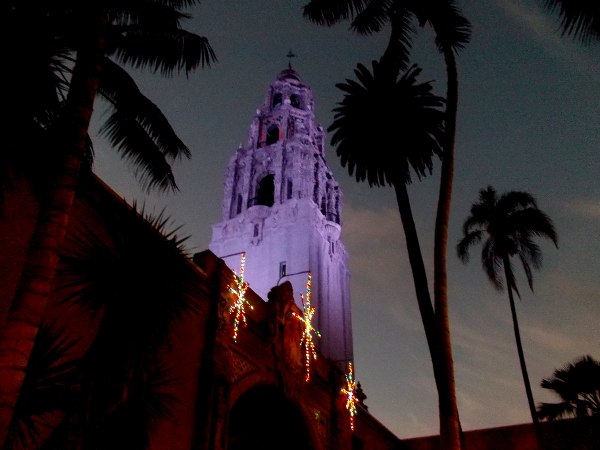 It's the holiday season. Make a gift to the Friends of Balboa Park, and it will be an enduring gift to the entire world.