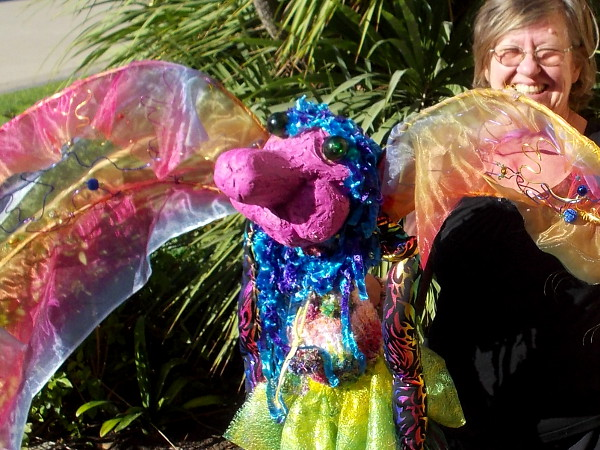 The Marie Hitchcock Puppet Theater is a place of magic and fun for kids and warm-hearted adults alike!