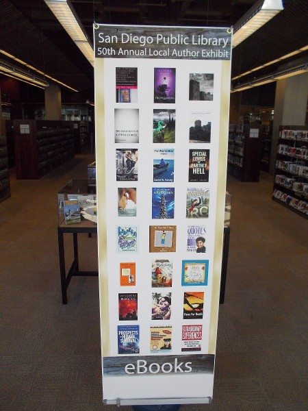 Many eBooks were published online by local San Diego writers!
