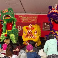 Photos of past Lunar New Year celebrations!