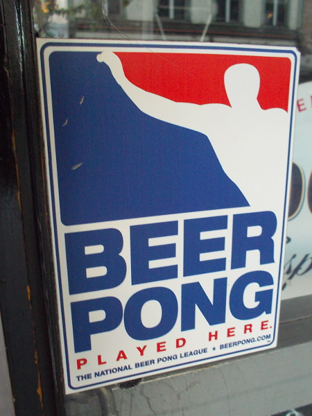 The National Beer Pong League