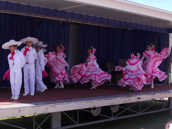 Mexican culture is warm, happy and lots of fun.