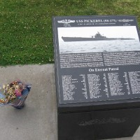 52 Boats Memorial at NTC Liberty Station.