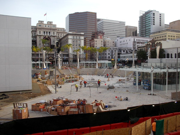 Horton Plaza Park in downtown San Diego promises to be a fun and spectacular urban gathering place!