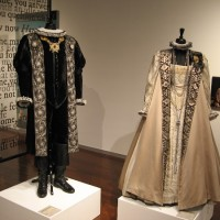 Costumes from Shakespeare's plays at Old Globe Theatre!