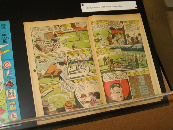 Pages from It Really Happened, 1946.