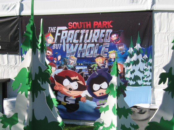 South Park The Fractured But Whole is a Ubisoft video game coming out in December.