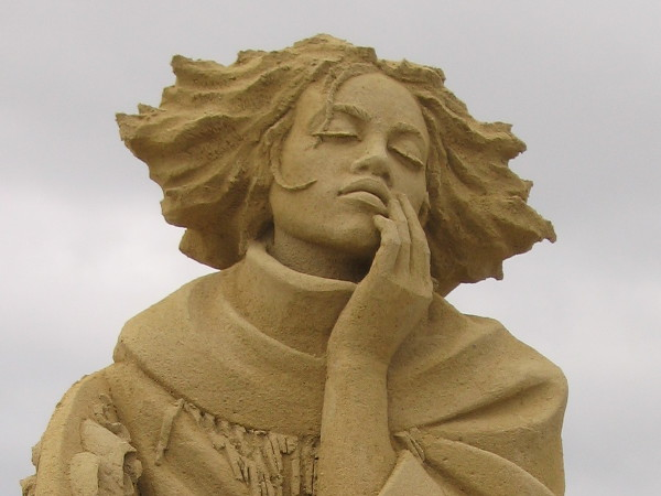 The most amazing sand sculptures in the world can be found in sunny San Diego. Until Labor Day weekend ends!