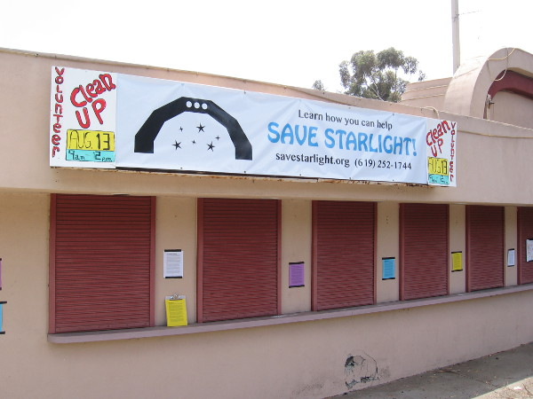You can help save Balboa Park's beloved Starlight Bowl!
