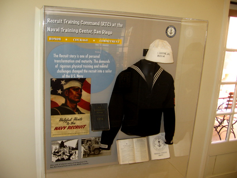 History Of Recruits At Naval Training Center San Diego Cool San