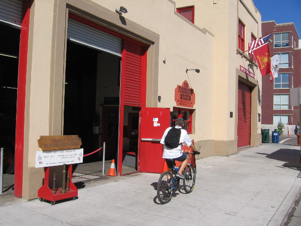 The San Diego Firehouse Museum is fantastic place to learn a bit about San Diego and the history of firefighting.