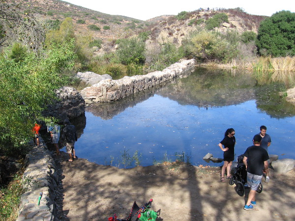 Wonderful hiking opportunities, and a fascinating bit of San Diego and California history can be found at Mission Trails Regional Park.