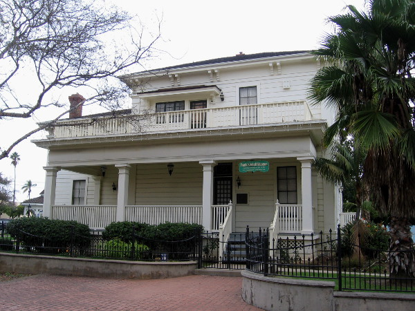 The 1869 Kimball house was moved to Heritage Square in 1975. It is now the Kimball Museum operated by the National City Historical Society.