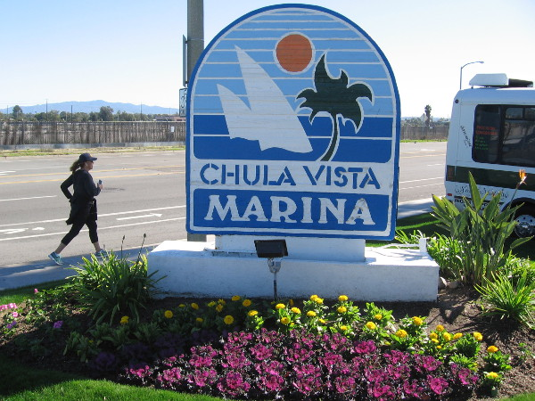 The Chula Vista Marina and adjacent Bayside Park are perfect places to relax and recreate.