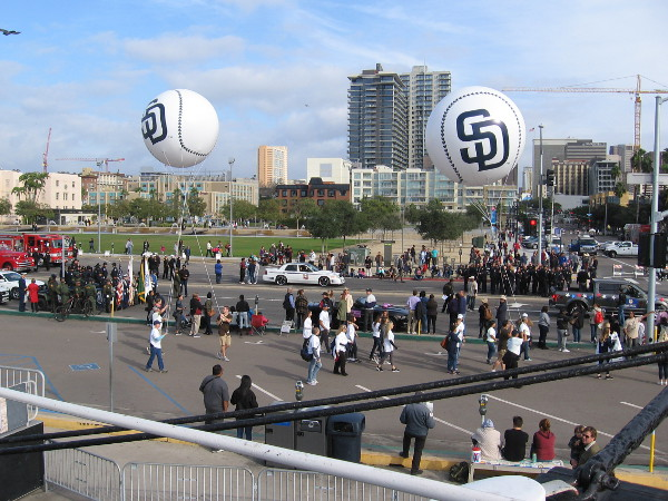The Chargers might be history, but San Diego's beloved Padres remain a strong part of our wonderful community.