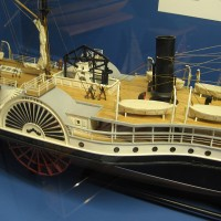 A fine exhibit and publication about model ship building!