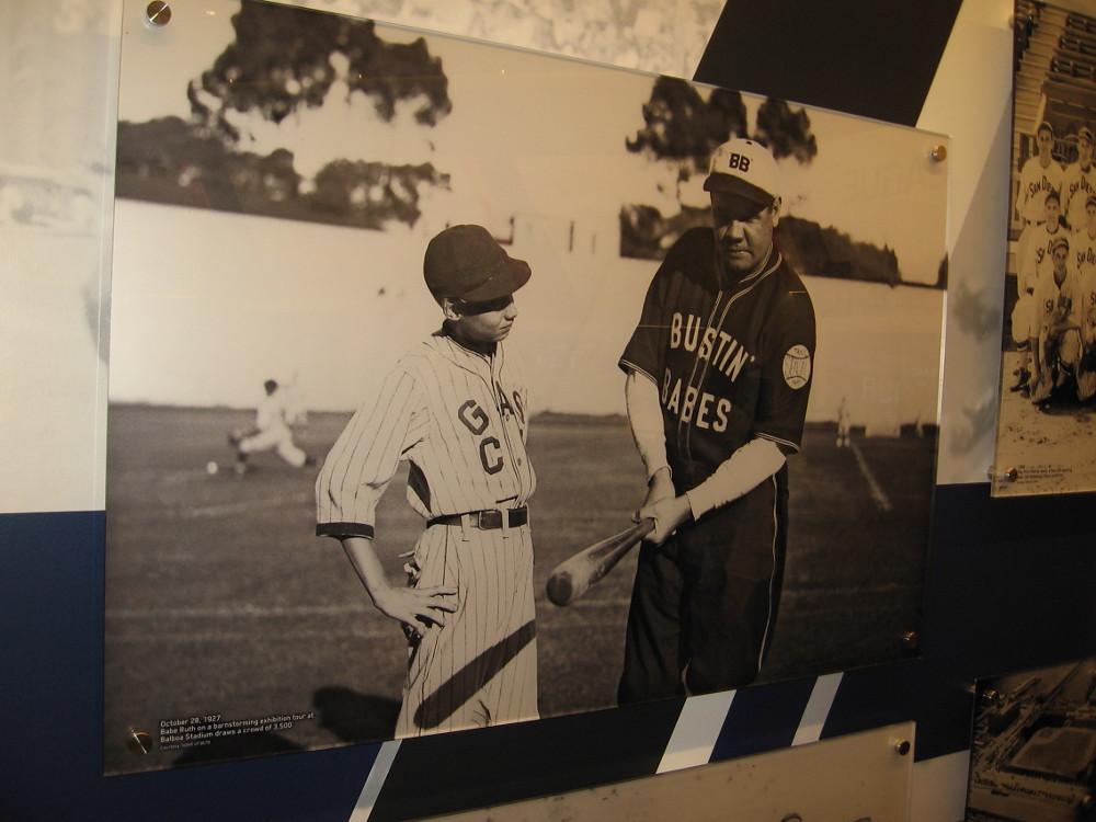 Baseball History At San Diego Padres Hall Of Fame  Cool -3941